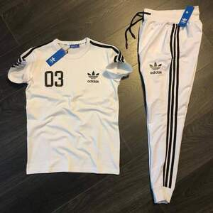 Used ADIDAS man's trake suite in Dubai, UAE