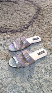 Used Fashion slipper size 37 new in Dubai, UAE