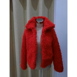 Used Brand new RIVER ISLAND fluffy jacket (S) in Dubai, UAE