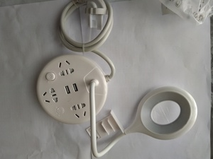 Used Multifunctional USB Socket White in Dubai, UAE