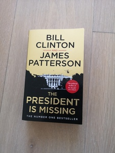 Used The President is Missing (New, Thriller) in Dubai, UAE