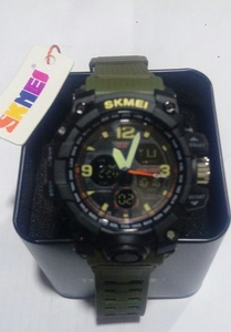 Used Skmei tactical watch brand New in Dubai, UAE