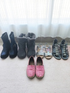 Used Bundle of Women's Shoes EU37 in Dubai, UAE