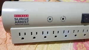 Used Power surge protector. in Dubai, UAE