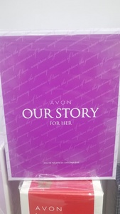 Used Avon Our Story Perfume 50ml in Dubai, UAE