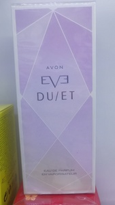 Used Avon Eve Duet Perfume 50ml in Dubai, UAE