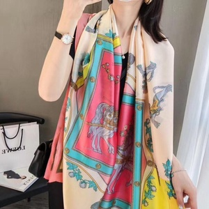 Used Hermes scarf in Dubai, UAE