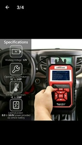 Used Brand new konnwei car fault detector in Dubai, UAE