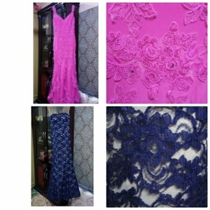Used Party dress 2 piece size medium in Dubai, UAE
