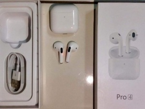 Used Pro 4 airpod first look Buy 🎉🎉🎉😊 in Dubai, UAE