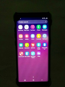 Used Samsung Note 8 6/64 Black Colour in Dubai, UAE