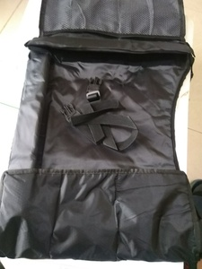 Used Child seat travel stray - black in Dubai, UAE