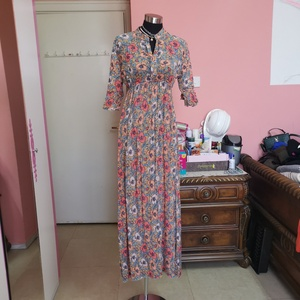 Used Floral long dress in Dubai, UAE