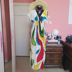 Used Rainbow colored dress in Dubai, UAE