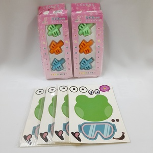 Used Kids Bundle (Stickers & Pencil Grip) in Dubai, UAE
