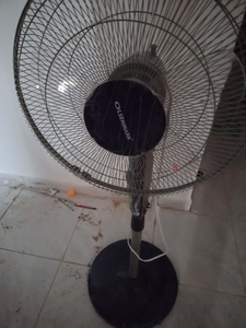 Used Standing fan Olsenmark brand in Dubai, UAE