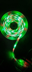 Used Led strip Remote control color changing in Dubai, UAE