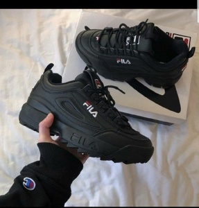 Used Fila shoe, new, size 40 in Dubai, UAE