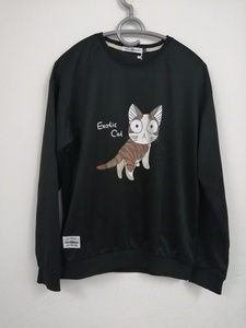 Used New Exotic Cat sweatshirt pullover in Dubai, UAE