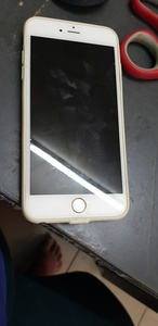 Used Iphone 6s plus with screen protector in Dubai, UAE