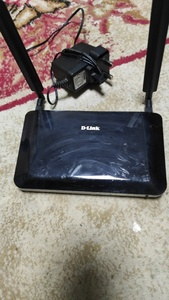 Used D-Link Sim card router 4G in Dubai, UAE