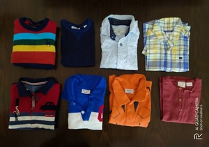 Used Bundle of boy clothes 2-3 yrs ❤️ in Dubai, UAE