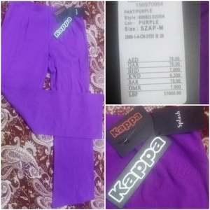 Used Leggings regular fit size medium in Dubai, UAE