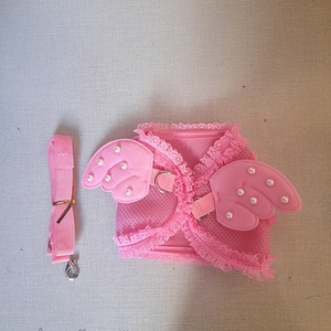 Used Pink Harnesses for Small Dog or Cat in Dubai, UAE