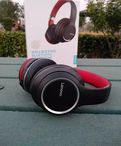 Used Lenovo Wireless OverEar Headphone HD200 in Dubai, UAE