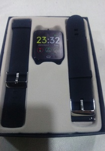 Used Smart watch double removable strap new in Dubai, UAE