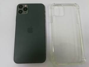 Used iPhone 11 Pro Max 256GB Midnight Green in Dubai, UAE