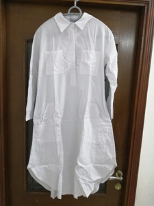 Used Loose Turn-down Collar Type Shirt dress in Dubai, UAE