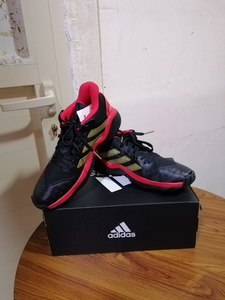 Used Adidas dame 6 basketball shoes men in Dubai, UAE