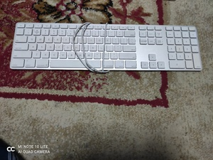 Used Apple keyboard 1 in Dubai, UAE