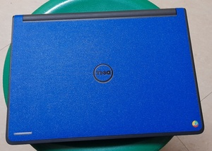 "Used Dell 11.6"" touch screen chromebook in Dubai, UAE"