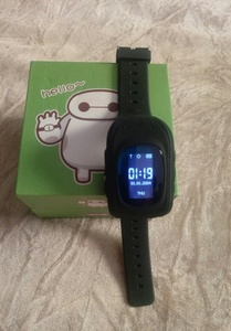 Used Kids GPS tracker smart watch brand new in Dubai, UAE