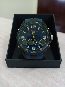 Used USPA mens watch with all functions in Dubai, UAE
