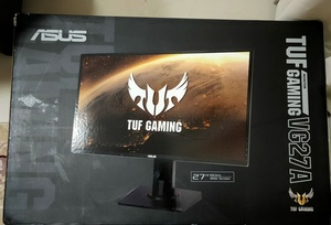 Used TUF VG27A Gaming Monitor WQHD HDR 155Hz in Dubai, UAE