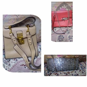 Used Dior ladies bag in Dubai, UAE
