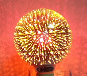 Used LED star fireworks night bulb in Dubai, UAE