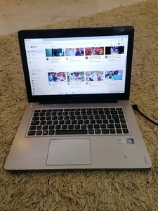 Used Lenovo Laptop i5 series Slim in Dubai, UAE