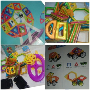 Used Magnetic building blocks super item new in Dubai, UAE