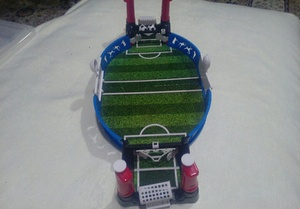 Used Mini table soccer game brand new in Dubai, UAE