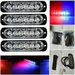 Used Car led Strobe Light 2 sets .. in Dubai, UAE