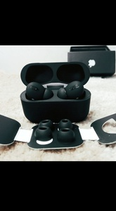 Used BLACK APPLE AIR PODS PRO NEW in Dubai, UAE