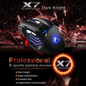 Used New 7 bottons gaming mouse imice brand. in Dubai, UAE