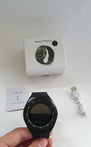 Used Smart Watch Black New* in Dubai, UAE