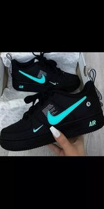 Used Nike airforce 1, new,size 42. in Dubai, UAE