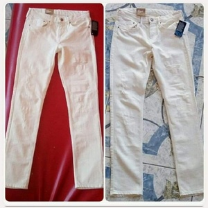 Used H&M offwhite Pant Brand new** in Dubai, UAE