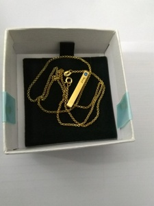 Used gold necklace in Dubai, UAE